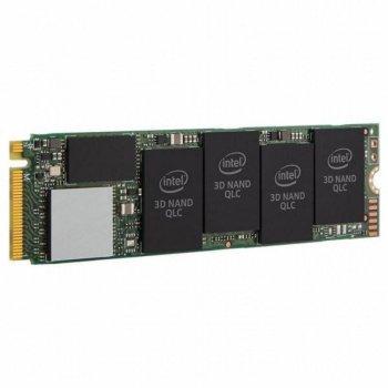 Накопитель SSD M.2 512GB Intel 660p (SSDPEKNW512G8X1)