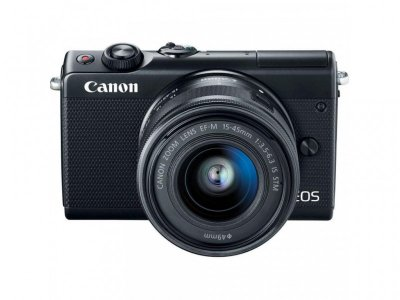 Фотоапарат Canon EOS M100 15-45 IS STM Kit Black (F00167795)
