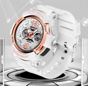 Жіночі годинники Sanda Iceberg White II