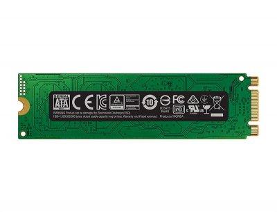 Накопичувач SSD 250GB Samsung 860 EVO M. 2 2280 SATAIII MLC (MZ-N6E250BW)
