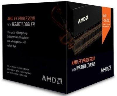 Процессор AMD sAM3+ FX-6350 (3.9GHz,14MB,125W,AM3+ with quiet Wraith Cooler) box