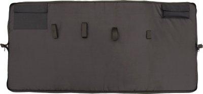 Чехол-рюкзак Shaptala для оружия с оптическим прицелом 130 см Черный (144-1)