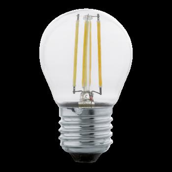 Світлодіодна лампа Eglo 11498 E27 LED G45 4W 2700K