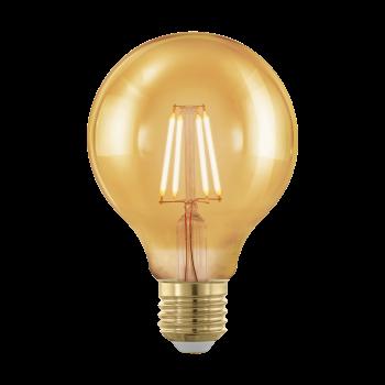 Світлодіодна лампа Eglo 11692 E27 LED G80 4W 1700K