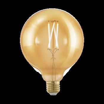 Світлодіодна лампа Eglo 11694 E27 LED G125 4W 1700K