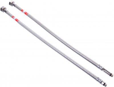 Шланг для змішувача TUCAI М10х1/2 0.8 м Пара (TAQ GRIF 200962)