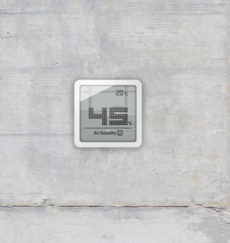 Гигрометр Stadler Form Selina Little S-080 White