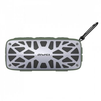 Портативна акустика Awei Y330 Green