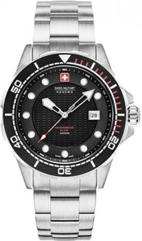 Чоловічий годинник SWISS MILITARY HANOWA 06-5315.04.007