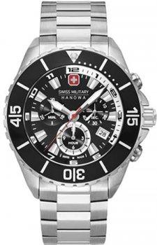 Чоловічий годинник SWISS MILITARY HANOWA 06-5341.04.007