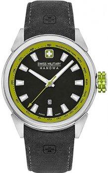 Чоловічий годинник SWISS MILITARY HANOWA 06-4321.04.007
