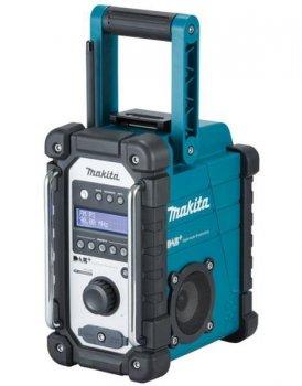 Аккумуляторный радиоприемник Makita DMR110 (Без АКБ и ЗУ)
