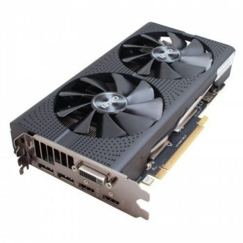 Видеокарта Sapphire Nitro AMD Radeon RX 470 4GB Refurbished