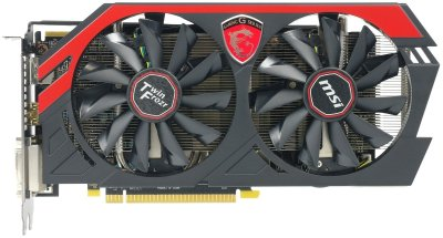 Видеокарта MSI Gaming AMD Radeon HD 7850 TF 2GB 256Bit Refurbished