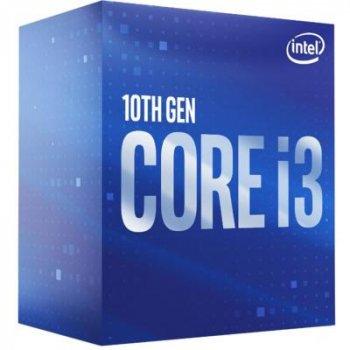 Процессор INTEL Core i3 10100F (BX8070110100F)