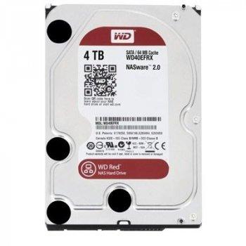 "Жесткий диск 3.5"" 4TB WD (WD40EFRX)"