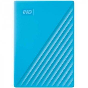 "Внешний жесткий диск 2.5"" 2TB WD (WDBYVG0020BBL-WESN)"