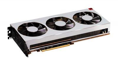 Видеокарта AMD Radeon VII 16GB HBM2 PowerColor (AXVII 16GBHBM2-3DH)