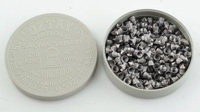 Свинцеві кулі Oztay DIABOLO 0,50 г (250 шт)