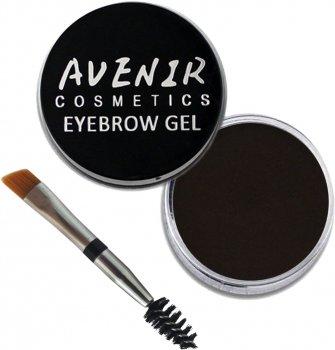 Помада для брів Avenir Cosmetics Brown 2.5 г (5900308134290)