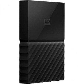 Зовнішній жорсткий диск 2.5 quot; 3TB Western Digital (WDBYFT0030BBK-WESN)