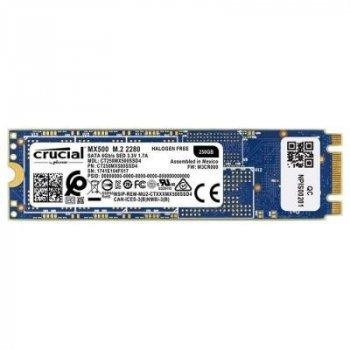 Накопичувач SSD M. 2 2280 250GB MICRON (CT250MX500SSD4)