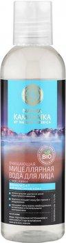 Міцелярна вода Natura Kamchatka Очисна з оліями 200 мл (4607174437272)