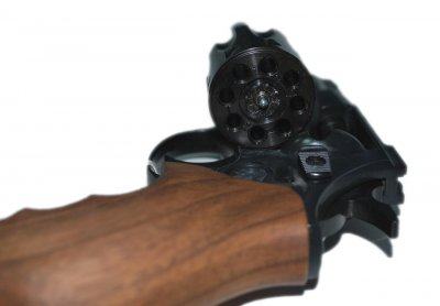 "Револьвер Флобера Arminius HW4 4"" дерев'яною рукояттю"