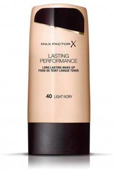 Тональное средство Тональная основа MAX FACTOR LASTING PERFORMANCE - 40 Light Ivory 35 мл (8005610379562)