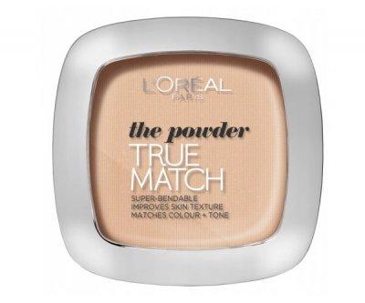 Пудра для лица L'Oreal Paris True Match Powder D1-W1 GOLDEN IVORY 9 гр (3600520772011)