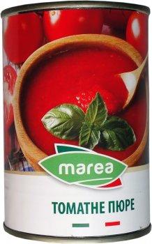 Упаковка томатного пюре Marea Tomato Puree Passata 8% 3 шт х 400 г (8033219790068_8033219791423)