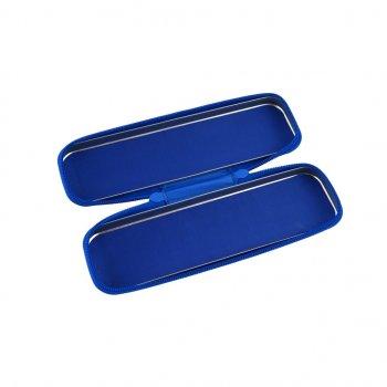 Пенал металевий YES MP-01 Smiley World 1 відділення Синій (532280)
