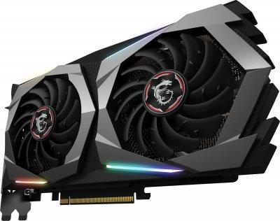 MSI PCI-Ex GeForce RTX 2060 Gaming Z 6G 6GB GDDR6 (192bit) (1830/14000) (3 x DisplayPort, HDMI) (RTX 2060 GAMING Z 6G)