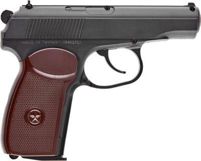 Пістолет пневматичний SAS Makarov SE 4.5 мм (23702862)