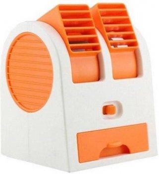 Міні-кондиціонер вентилятор Mini Fan UKC HB-168 ARCTIC AIR COOLER
