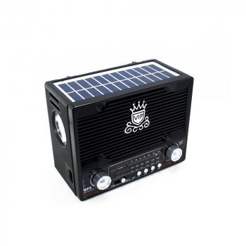 Радиоприемник NNS-1556S Solar
