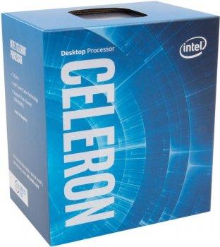 Процесор Intel Celeron G4900 3.1 GHz (2MB, Coffee Lake, 54W, S1151) Box (BX80684G4900)