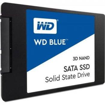 """Накопичувач SSD 2.5"""" 500GB Western Digital (WDS500G2B0A)"""
