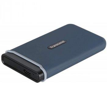 SSD накопичувач Transcend ESD350C 240GB USB 3.1 GEN 2 TLC (TS240GESD350C)