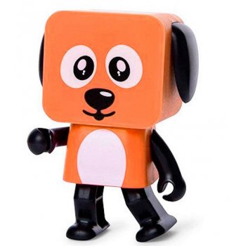 Колонка Dancing Dog Bluetooth Speaker Orange