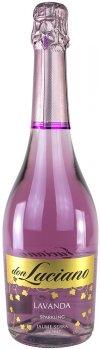 Вино ігристе Don Luciano Lavanda лавандове солодке 0.75 л 6.5% (8410261100241)