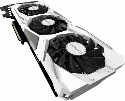 Gigabyte PCI-Ex GeForce RTX 2060 Gaming OC Pro White 6GB GDDR6 (192bit) (1680/14000) (1 x HDMI, 3 x DisplayPort) (GV-N2060GAMINGOC PRO WHITE-6GD)
