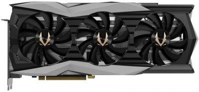 Zotac PCI-Ex GeForce RTX 2080 Ti AMP Extreme Core 11GB GDDR6 (352bit) (1755/14400) (HDMI, USB Type-C, 3 x DisplayPort) (ZT-T20810C-10P)