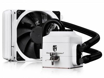 Система водяного охлаждения СВО DeepCool CAPTAIN 120EX WHITE