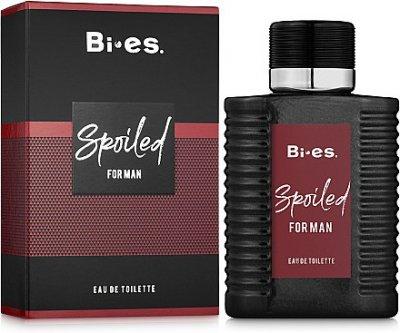 Мужская парфюмерия Туалетная вода Bi-Es Spoiled man edt 100ml (5902734849885)