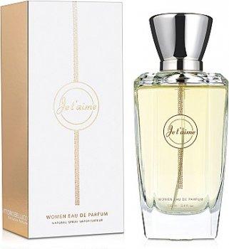 Женская парфюмерия Парфюмированная вода Vittorio Bellucci Je T'aime woman edp 100ml (5907619857641)
