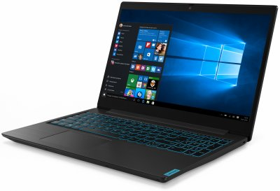 Ноутбук Lenovo IdeaPad L340-15IRH Gaming (81LK01PMRA) Granite Black