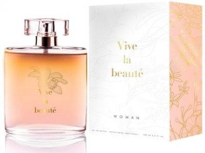 Женская парфюмерия Парфюмированная вода Vittorio Bellucci Vive la Beaute woman edp 100ml (5901468904204)