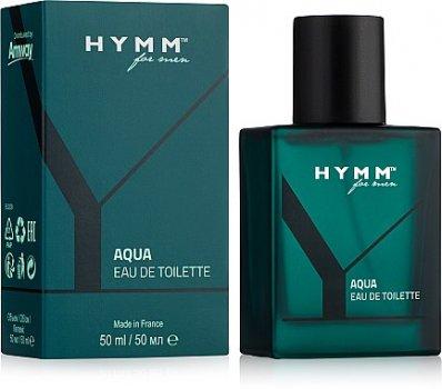 Мужская парфюмерия Туалетная вода Amway HYMM Aqua man edt 50ml (8681594500668)