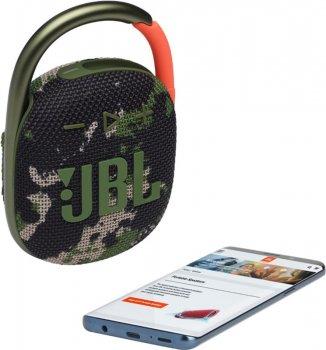 Акустична система JBLClip 4 Squad (JBLCLIP4SQUAD)